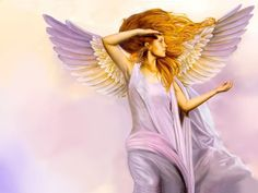 Archangel Chamuel; Color is Pink; Responsibility is Adoration and Unconditional Love