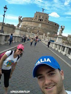 En el Castillo Sant'Angello