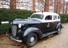 1937 Chrysler Royal NYC Police Car...