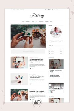 Layout Web, Sites Layout, Layout Site, Tema Wordpress, Wordpress Theme, Blog Website Design, Blog Design Inspiration, Powerpoint Background Design, Web Ui Design