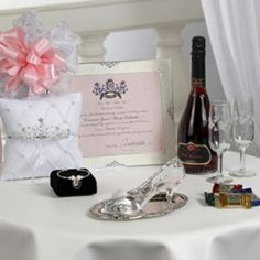 Over-the-top proposal packages.  Isn't the ring enough???
