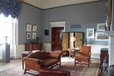 Since the Earl, Edward Lascelles, this room in the West Wing has reflected the tastes of the Earl and Countess in residence. has seen the space…