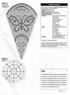 (CROCHET)+TAPETE+AMARILLO+(2).jpg (880×1206)