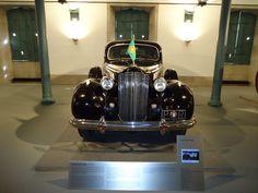 Packard Super Eight © Arquivo AMTC