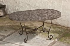 Bolla Mosaic Outdoor Coffee Table