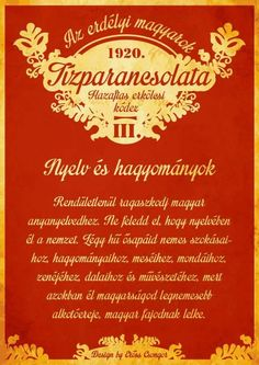Nyelv és hagyományok