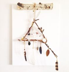The Uncommon Wren — ~Dreamcatcher~Nature's Bounty~Ready to Ship