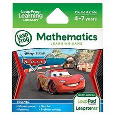 LeapFrog Learning Game Disney-Pixar Cars 2 (works with LeapPad Tablets, Leapster GS and Leapster Explorer) - http://www.rekomande.com/leapfrog-learning-game-disney-pixar-cars-2-works-with-leappad-tablets-leapster-gs-and-leapster-explorer-3/