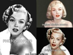 Not Marilyn! Most Famous Quotes, Lana Turner, Fake Photo, Look Alike, Other Woman, Classy Women, Marilyn Monroe, Picture Quotes, Female Bodies