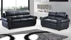 3 Seater Leather Sofa Sofas Used Furniture S Settees Couches