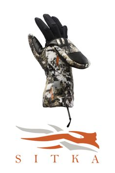The best defense against numb fingers in a biting cold, the Incinerator Flip Mitt wraps your digits together in a GORE-TEX INFINIUM with WINDSTOPPER® laminate barrier insulated with Primaloft® Down Blend Gold. When you need your fingers free, just flip off the mitt — the wet-printed Micro-Fleece face fabric makes it deadly silent.