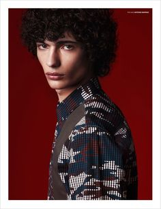 Top Models by Igor Cvoro for D'SCENE Magazine