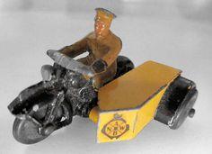 Online veilinghuis Catawiki: Dinky Toys - Schaal 1/43 - ANWB Motorcycle Patrol No.272, schaars
