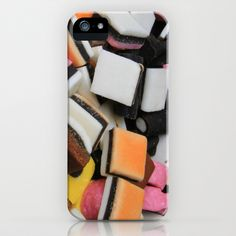 Sweets Candy cases iPhone & iPod Case by David French - $35.00