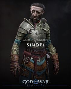 Ps4, Playstation, Kratos God Of War, Game Character Design, Character Art, Santa Monica, State Of Play, Spartan Warrior, Norse Mythology