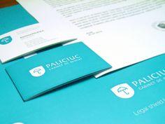 Paliciuc - Collateral design