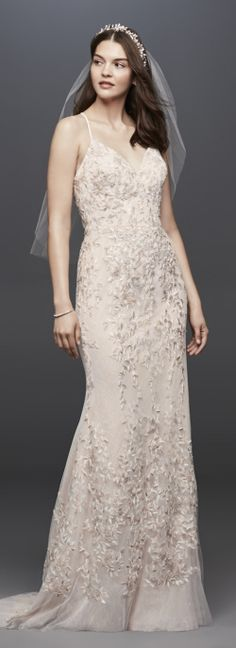 edc4b8ecee5 Melissa Sweet s new dresses at David s Bridal will make you swoon!