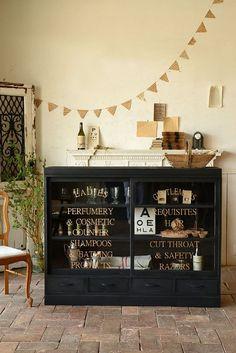 カフェの家具