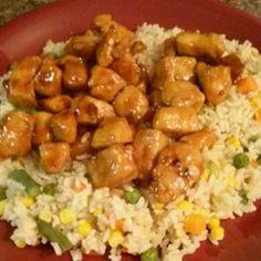 Honey Glazed Chicken - Allrecipes.com