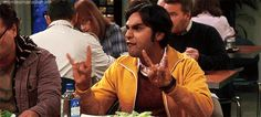 "I got Rajesh Koothrappali!  You tend to be more on the shy side, but once people get to know you, you're the life of the party! There ain't not party like a Koothraparty! Am I right? Are You More Like Howard Or Raj From ""The Big Bang Theory""?"