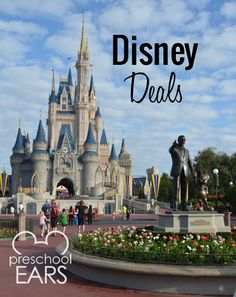 Find out the latest Disney travel deals for Disney World, Disneyland, Disney Cruise Line and Aulani.