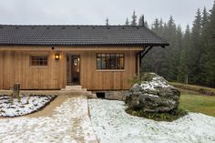 Tiny House, Cabin, House Styles, Home Decor, Decoration Home, Room Decor, Cabins, Tiny Houses, Cottage
