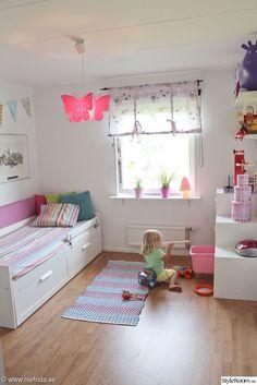 ikea brimnes Room Ideas Bedroom, Home Decor Bedroom, Girls Bedroom, Room Decor, Girls Daybed, Ikea Home, Toddler Rooms, Kids Room Design, Child Room