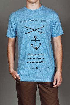 Anchor Steam Premium T-Shirt / by Matix