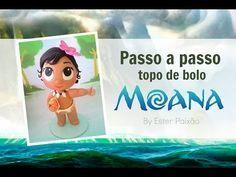 Passo a Passo Moana Baby - YouTube