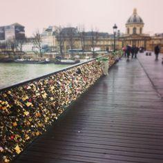 Pont des Arts - Paris