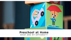 Preschool At Home |