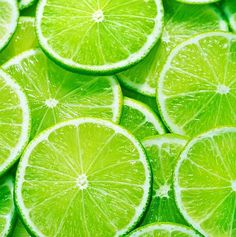 Limes. Limes. Limes for days ★