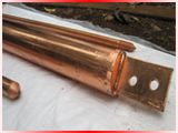 we are leading suppliers and exporters of copper bonded earthing rods in ahmedabad, surat, baroda, mehsana, rajkot, morbi. also manufacturers of copper bonded earthing rods with high quality.