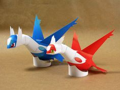 pokemon 380-381 latios & latias