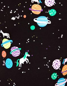 Lazy Oaf - Ponies in space