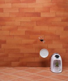 Coleção Tradizionale | Lançamento 2018 Brick Tradizionale Paprika | Medida 7 x 23 cm
