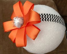 Chevron Halloween Headband on Etsy, $8.00