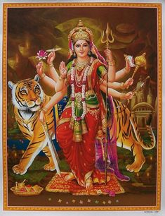 So many wonderful Mantras for honoring Shakti in Her Forms