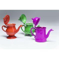 Ρεσώ Teapot Assorted Watering Can, Teapot, Colour, Canning, Color, Tea Pot, Home Canning, Colors, Conservation