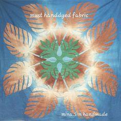 머스트의하와이안퀼트클럽  #하와이안퀼트  #hawaiianquilt  #handdyedfabric  #handdyed  #applique  #aloha #quilt #hawaii
