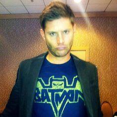 Jensen : he's Batman