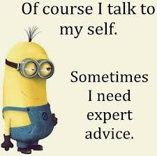 funny minion pictures with quotes - Google Search
