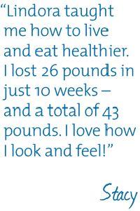 lean for life diet plan