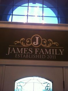 http://www.LivingALifeInspired.com     Family Name - Established