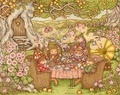 Wizards High Tea, Rosie Lauren Smith