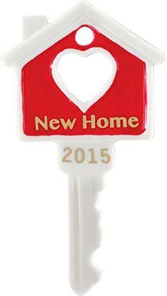 2015 New Home  Carlton Ornament  Christmas  Pinterest