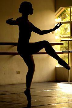 kung fu ballet.
