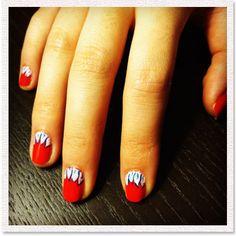 Rachel Antonoff-Inspired DIY Nail Art | Beauty Blitz