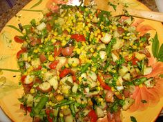Interesting or not: Roasted Potato Salad Best Lunch Recipes, Great Recipes, Breakfast Recipes, Snack Recipes, Favorite Recipes, Roasted Potato Salads, Roasted Potatoes, Healthy Cooking, What's Cooking