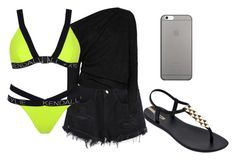 """""""Untitled #136"""" by sydwright17 ❤ liked on Polyvore featuring Tom Ford, Topshop, IPANEMA and Native Union"""